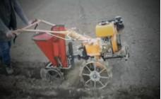 Картофелесажалка и мотоблок Kentavr 2060